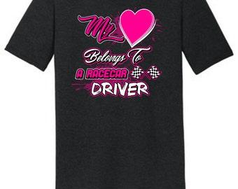 My Heart Belongs to a Race Car Driver