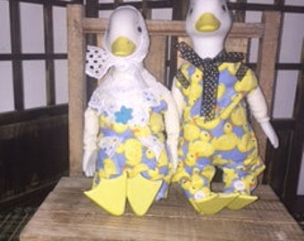 The Ducky Twins