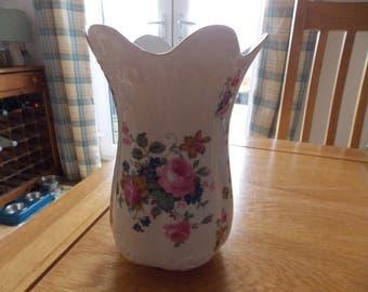 A reduced price..... Crown floral vase.