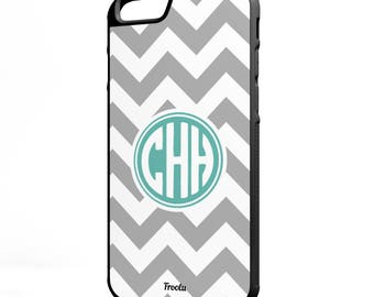 iPhone 7 Cases - 7 Plus Chevron Case - Best iPhone 7 Case - iPhone 6S Case - Rubber iPhone Case - Custom iPhone 7 Case - Personalized Cases