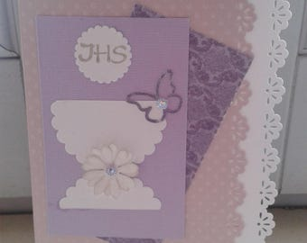 Thank you card wording for first communion