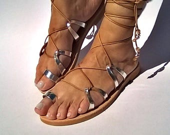 Greek leather sandals, gladiator sandals, women shoes, strappy sandals, handmade sandals, sandals, gifts, sandals