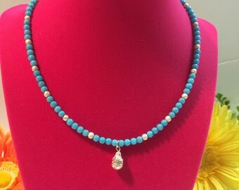 SALE! Turquoise Necklace