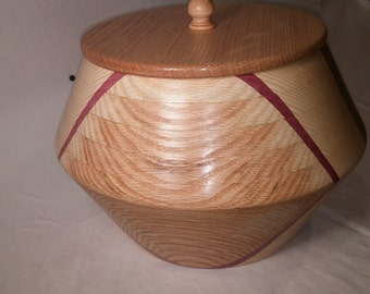 Wooden Knitting  Bowl #5 free shipping