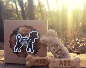 Handmade Biscuits  (Small Box)