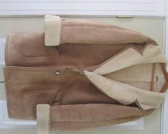 Canadian Shearling Coat