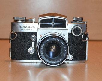 Miranda Sensorex 35mm film camera
