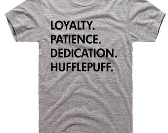 Harry Potter Hufflepuff Traits Shirt