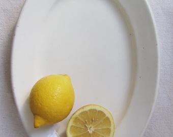 Vintage, Vintage Serving Platter dish