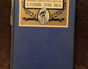 Twenty Thousand Leagues Under the Sea -  Jules Verne, 1930s?