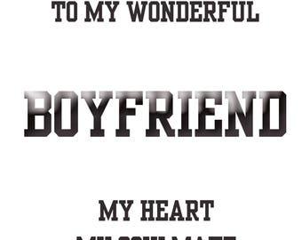 Boyfriend Fathers Day