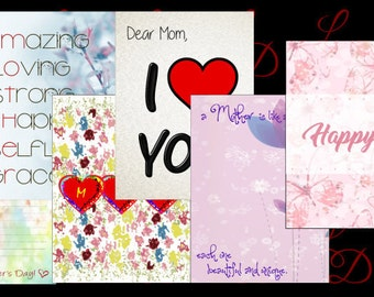 Mothers Day Printable Journal Paper