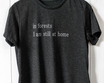 in forests tee