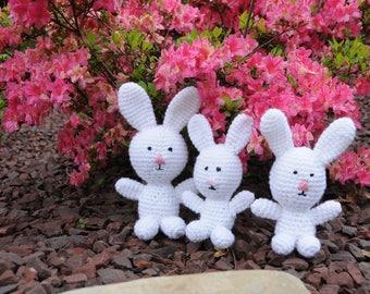 Amigurumi Bunny - small