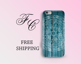 Mandala Phone Case Mandala iPhone 8 Case Mandala Case iPhone SE Cell Phone Case iPhone 7 Case iPhone 6 Case iPhone 5s Case iPhone 7 Plus bfb