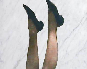 Dark Navy Shoes