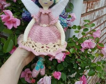Faerie Doll Amigurumi