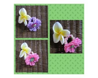 Girl's/Woman's Flower Hair Tie