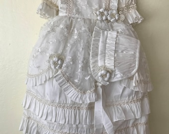 Vintage Baptism Dress