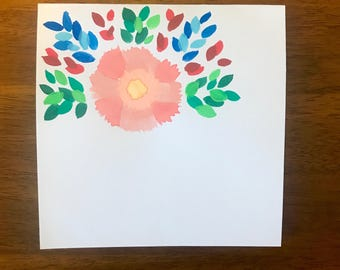 Greeting Card - Floral