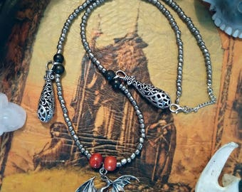 Necklace 'Dragons Tears'