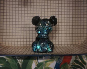 1960's Kia Ora mouse ornament