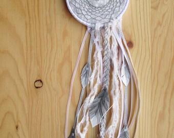 Embroidered Dream Catcher wall hanging boho bohemian decor dreamcatcher