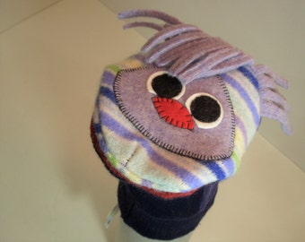 Handpuppet named Petal