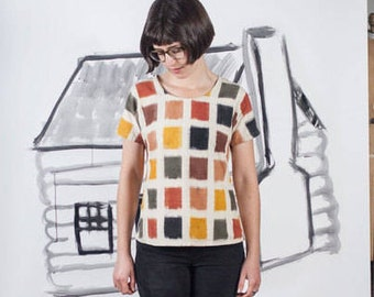 Blueprints For Sewing PATTERN - Cabin Top & Shift Dress