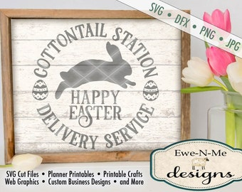 Easter SVG - Easter Bunny svg - Easter Egg SVG - bunny silhouette svg - bunny svg - happy easter svg - Commercial Use svg, dfx, png, jpg