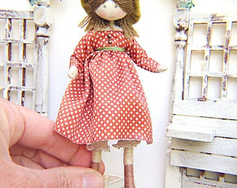 AUDREY DOLL KIT / Vintage Style / by Verity Hope