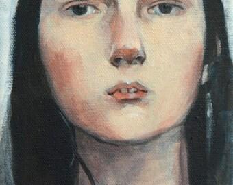 Marie - Fine art print