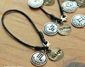 Homestuck Characters and Zodiac Signs Hand Stamped Bracelet - Homestuck Fan Gift - Fandom Bracelet - Anime Fan Gift - Unisex