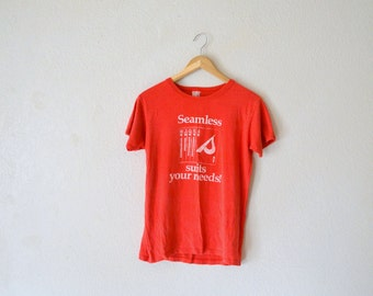 "1985' ""Seamless"" Graphic T-Shirt"