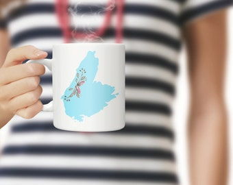Cape Breton,Nova Scotia,Atlantic Canada, Mornings, home,birthday gift,wife,girlfriend,mother,sister,friend,11oz and 15oz mug
