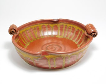 Baker - Baking Dish - Ceramic Baking Dish - Deep Baking Dish - Casserole Dish - Small Casserole Dish - Ceramic Casserole - In Stock