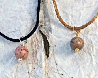 Soap Stone Essential Oil Diffuser Necklace, Oil Diffuser Necklace, Personal Diffuser