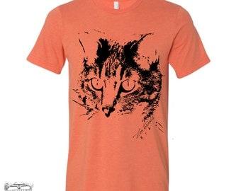 Men's CAT t shirt  s m l xl xxl (+ Color Options)