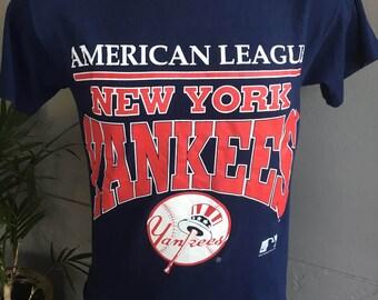 New York Yankees 1992 vintage t-shirt - size medium