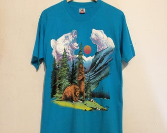 Epic Grizzly Tee