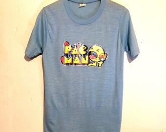 Ms Pac-man Graphic Tee Shirt