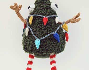 HERB ALPIN- PDF Crochet Pattern - Amigurumi E-book