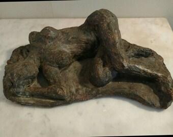 Female Nude Sculpture