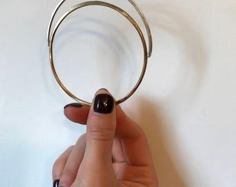 Double Bangle Bracelets