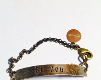 Be You Affirmation Bracelet