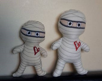 Mummy stuffie, larger, Get Well gift, Mother's Day, just to make you smile, UK