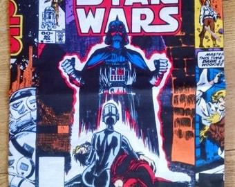 Star wars, Darth vader, han solo, retro comic cover cushion, cushion, pillow, throw pillow, character