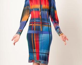 Dress LEONARD Vintage 70