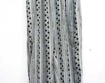 neat 80's op art style pants