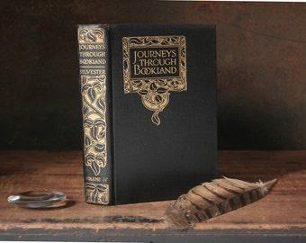 Antique book Journeys Through Bookland, Classic Children's  Literature